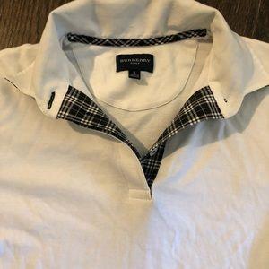 Women's Burberry Golf T-Shirt Size Small